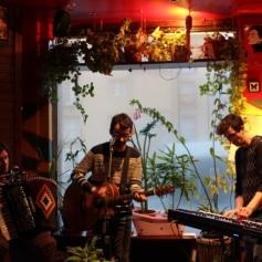 Entertainiment + Uxía López -San Fran