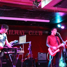Entertainiment en The Railway Club (Vancouver)